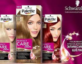 Все о палитре краски для волос палет фото