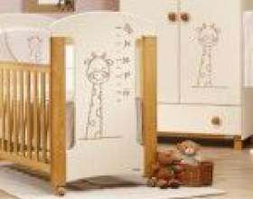 Выбираем детскую кроватку для новорожденного фото