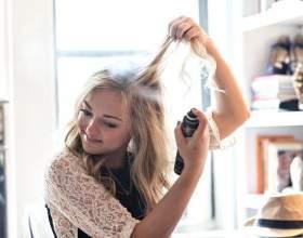 Выбор сухого шампуня для волос фото
