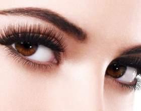 Выразительный взгляд с краской для бровей и ресниц estel фото