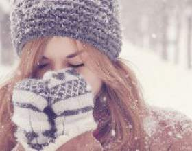 Защита волос от зимних холодов: советы и рецепты фото