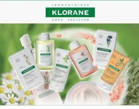 Здоровье и красота волос от klorane: 10 серий лечебных средств на основе трав фото