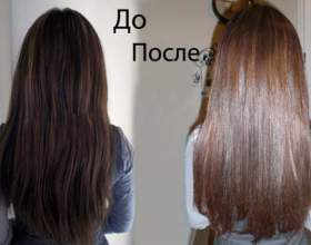 Желатиновое ламинирование волос фото