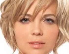 Женские стрижки для круглого лица фото