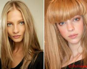 Золотистые оттенки волос, их универсальность фото